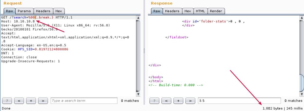Hack The Box : Optimum (windows)